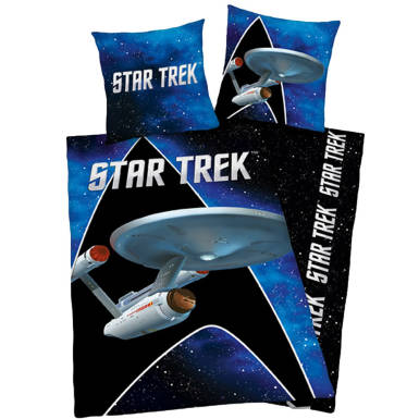 Star Trek Bettwäsche Raumschiff Enterprise
