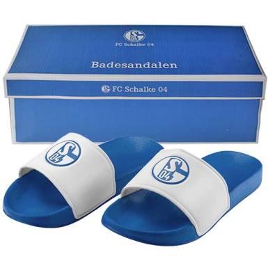 FC Schalke 04 Badelatschen