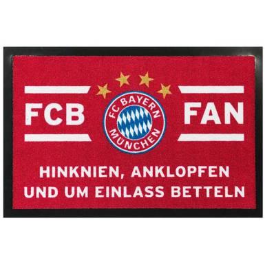 FC Bayern München Fussmatte