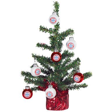 FC Bayern München Weihnachtsbaum