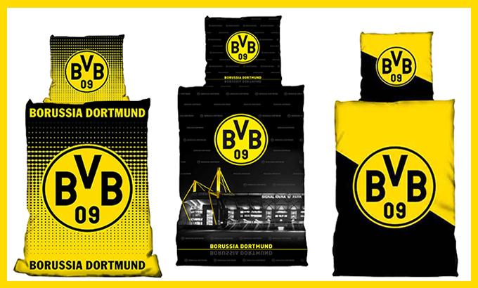 Bvb Borussia Dortmund Bettwäsche Hans Pöhls Gmbh