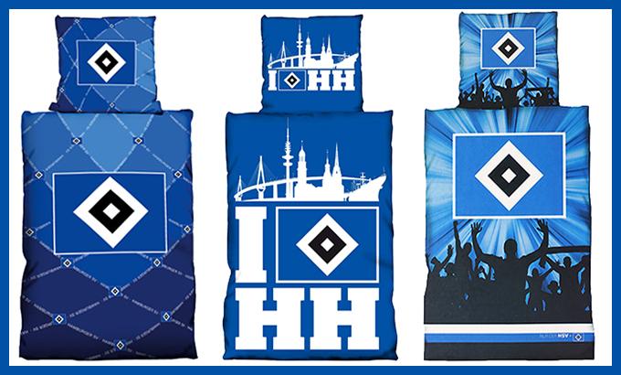 HSV Bettwäsche