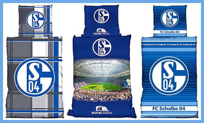 FC Schalke 04 Bettwäsche