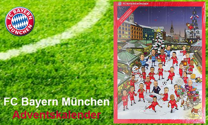 Fc Bayern Adventskalender 2015 Hans Pohls Gmbh