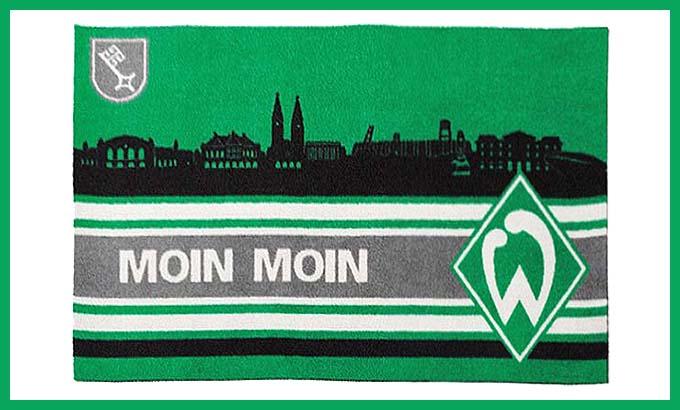 Werder Bremen Fussmatte