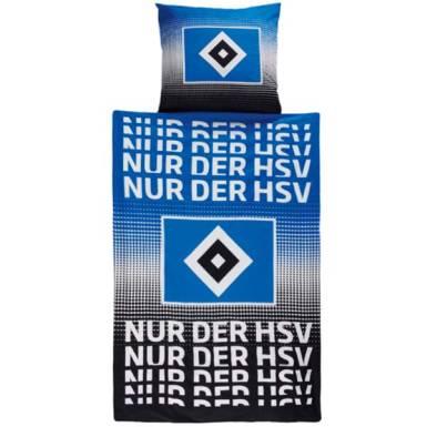 HSV Bettwäsche Nur der HSV