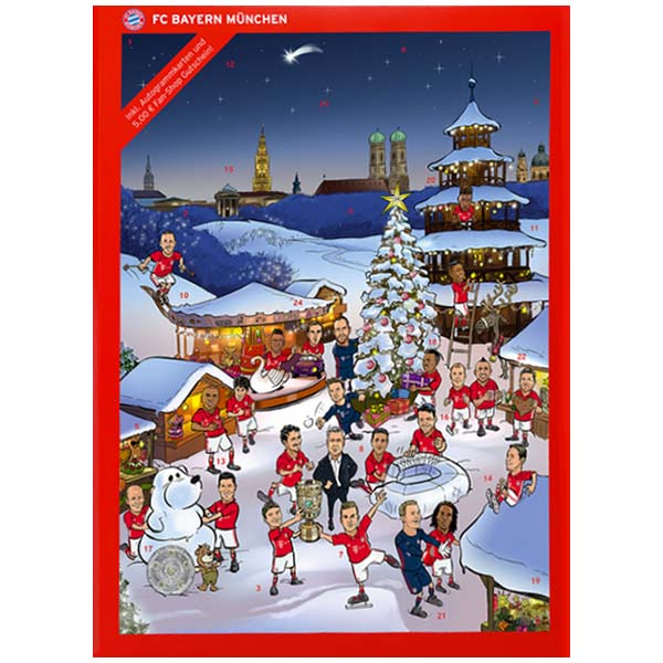 Bayern 1 Adventskalender