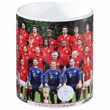 FC Bayern München Tasse Team