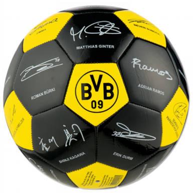 BVB Unterschriften Ball