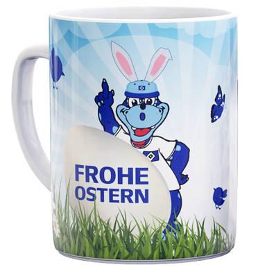 HSV Tasse Ostern