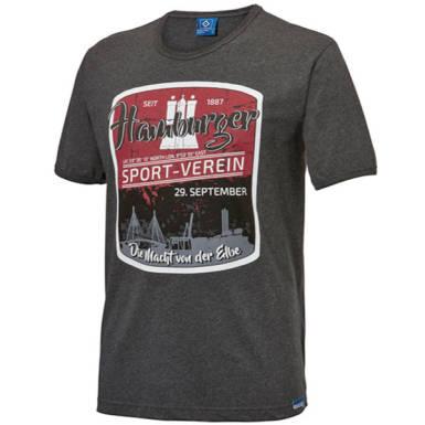 HSV T-Shirt Stadtwappen