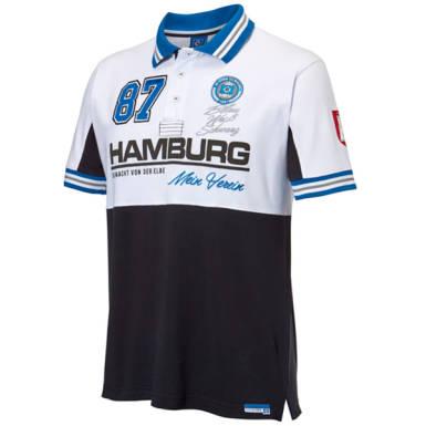 HSV Poloshirt Hamburg