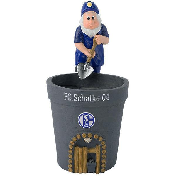 FC Schalke 04 Blumentopf