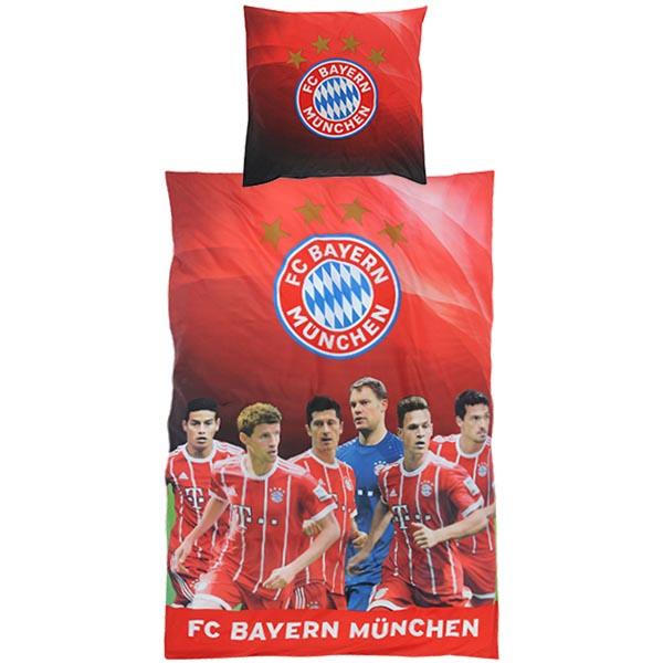 FC Bayern München Bettwäsche Player