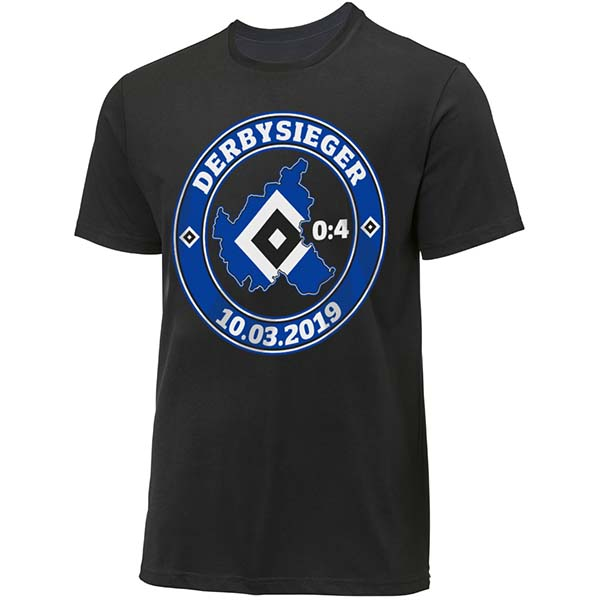 HSV T-Shirt Derbysieger